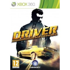 DRIVER SAN FRANCISCO XBOX 360 PAL-FR OCCASION
