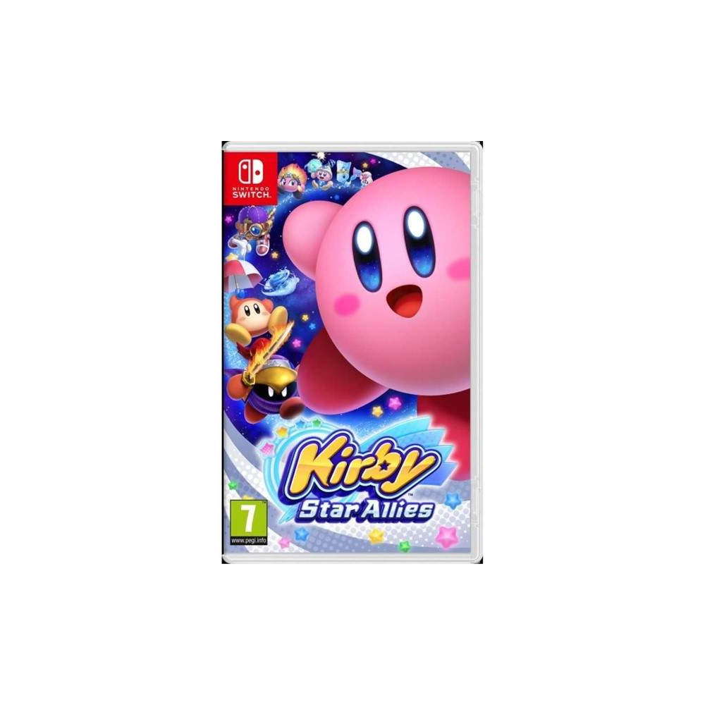 KIRBY STAR ALLIES SWITCH UK NEW