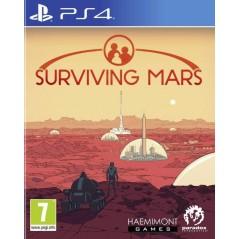 SURVIVING MARS PS4 EURO FR NEW