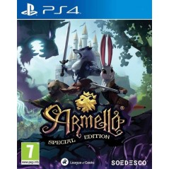 ARMELLO SPECIAL EDITION PS4 FR NEW