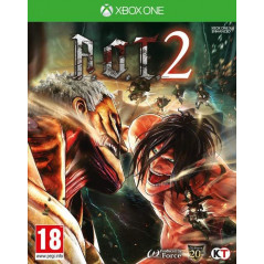ATTACK ON TITAN 2 XBOX ONE FR NEW