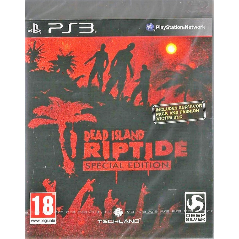 DEAD ISLAND RIPTIDE SPECIAL EDITION NL-FR