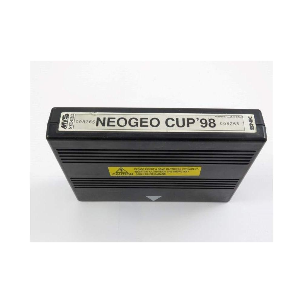NEO GEO CUP 98 NEO GEO MVS JPN LOOSE