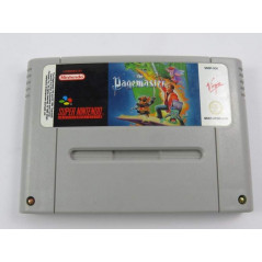 THE PAGEMASTER SNES PAL-EUR LOOSE