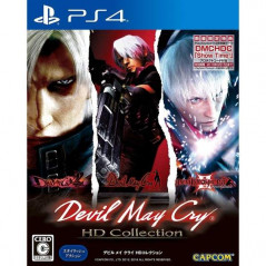 DEVIL MAY CRY HD COLLECTION PS4 JPN NEW