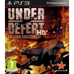 UNDER DEFEAT HD DELUXE EDITION PS3 EURO NEW