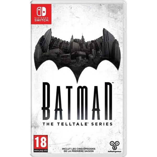 BATMAN THE TELLTALE SERIES SWITCH FR OCCASION