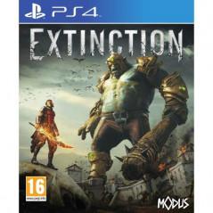 EXTINCTION PS4 PAL FR NEW