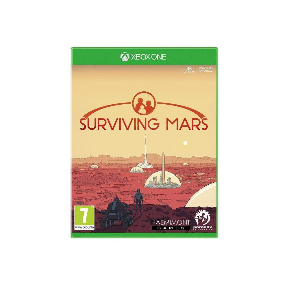 SURVIVING MARS XBOX ONE UK OCCASION