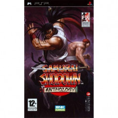 SAMURAI SHODOWN ANTHOLOGY PSP FR OCCASION