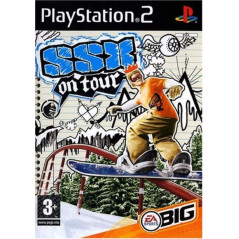 SSX ON TOUR PS2 PAL-FR OCCASION