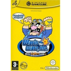 WARIOWARE MEGA PARTY GAMES GAMECUBE PAL-FR OCCASION