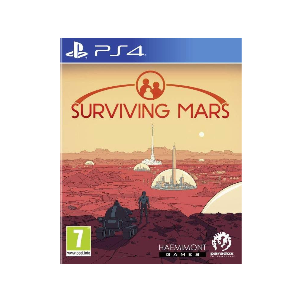 SURVIVING MARS PS4 FR OCCASION