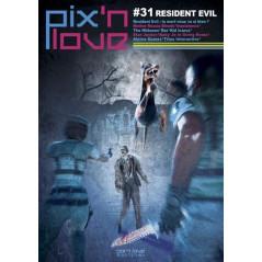 PIX N LOVE 31 RESIDENT EVIL FR NEW