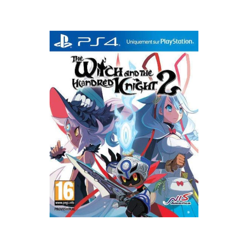 THE WITCH AND THE HUNDRED KNIGHT 2 PS4 UK NEW
