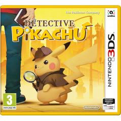 DETECTIVE PIKACHU 3DS UK NEW