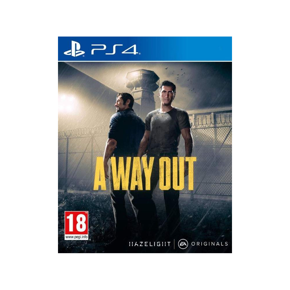 A WAY OUT PS4 UK NEW
