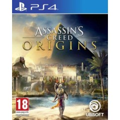 ASSASSIN'S CREED ORIGINS PS4 UK NEUF