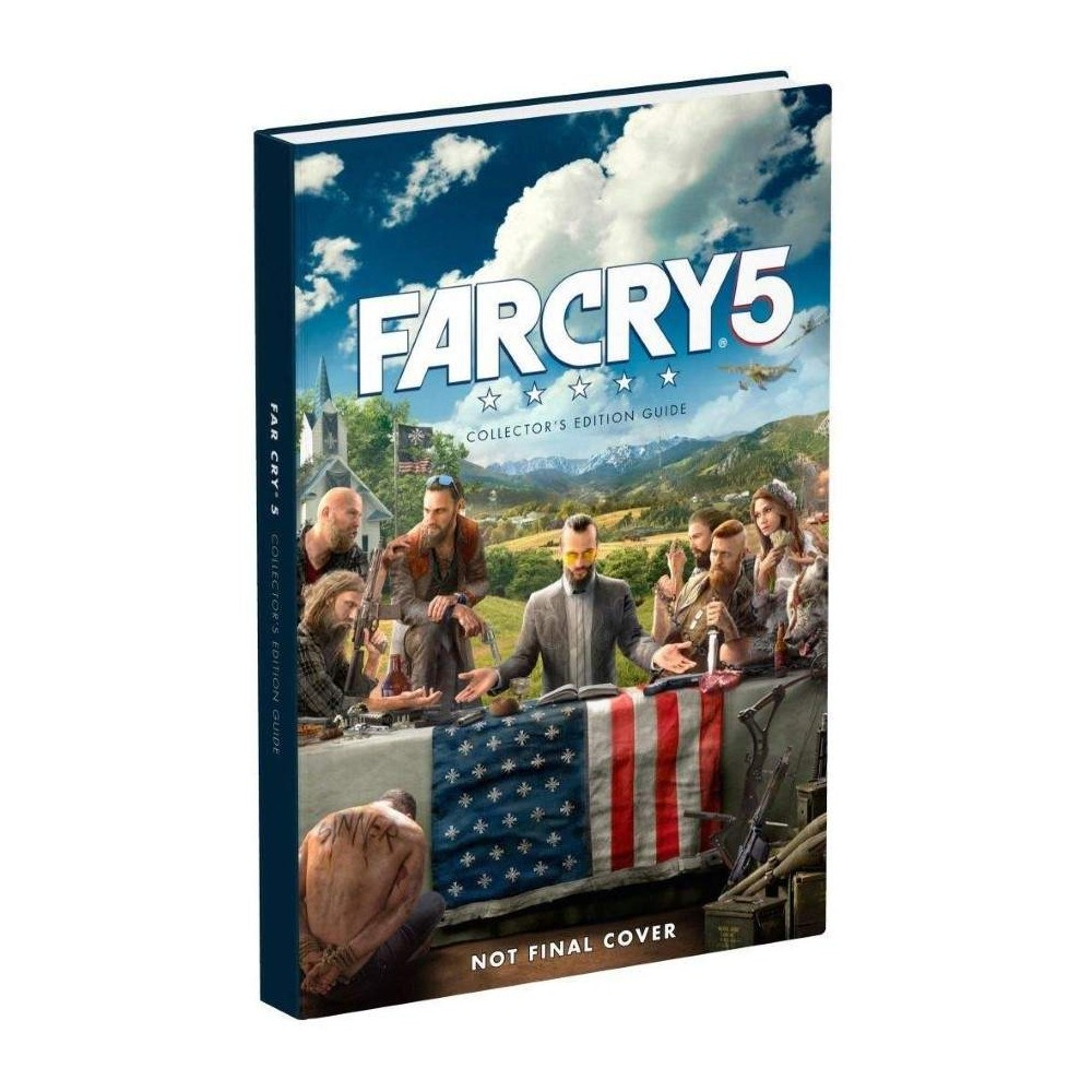 GUIDE FARCRY COLLECTOR FR NEW