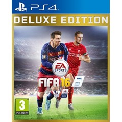 FIFA 16 DELUXE PS4 UK OCC