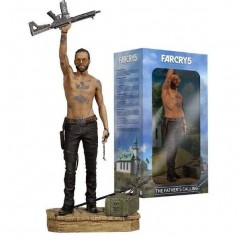 FIGURINE FAR CRY 5 THE FATHER CALLING 32 CM EURO NEW