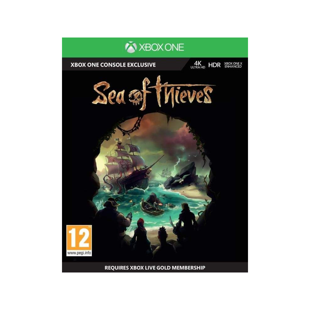 SEA OF THIEVES XBOX ONE FR OCCASION