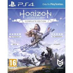 HORIZON ZERO DAWN COMPLETE EDITION PS4 EURO FR OCCASION