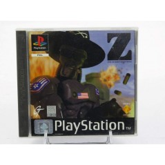 Z THE BITMAP BROTHERS PS1 PAL-FR OCCASION