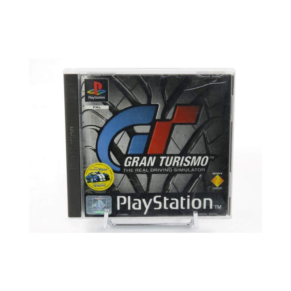 GRAN TURISMO PS1 PAL-FR OCCASION