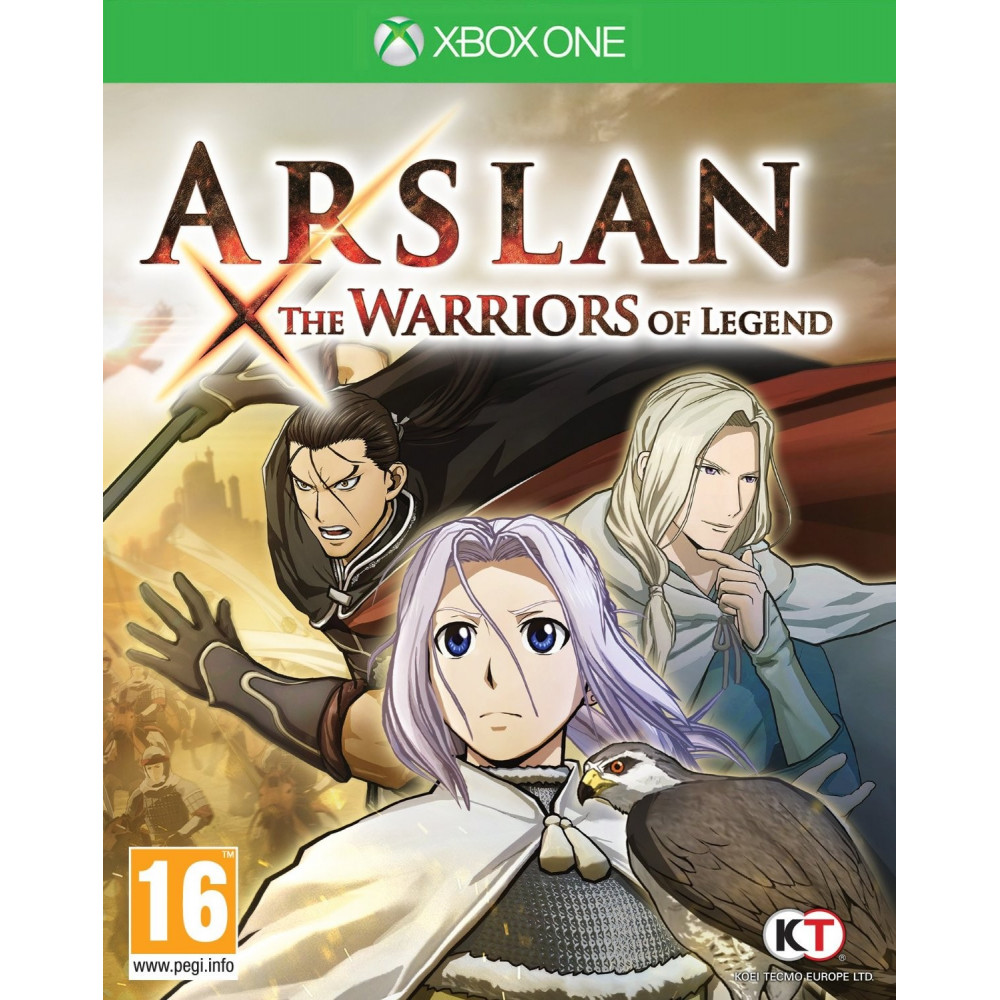 ARSLAN THE WARRIORS OF LEGEND XBOX ONE FR OCCASION