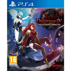 DECEPTION IV:THE NIGHTMARE PRINCESS PS4 NF