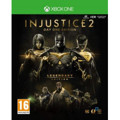 INJUSTICE 2 GOTY LEGENDARY D-ONE XONE NEW