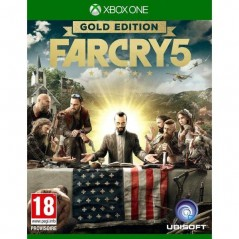 FARCRY 5 GOLD XONE PAL FR NEW