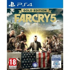 FARCRY 5 GOLD EDITION PS4 EURO FR