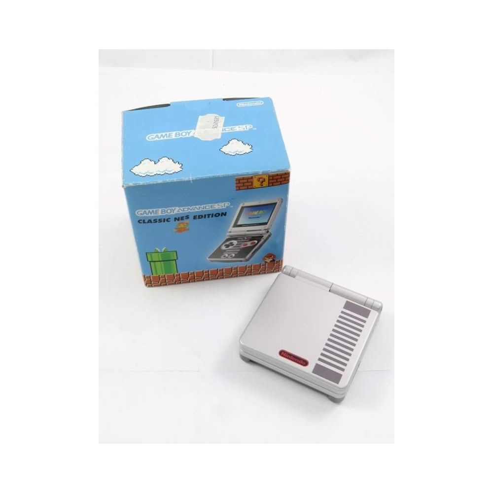 CONSOLE GAMEBOY ADVANCE SP CLASSIC NES EDITION GBA EUR OCCASION