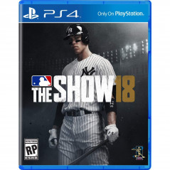 MLB THE SHOW 18 PS4 US NEW