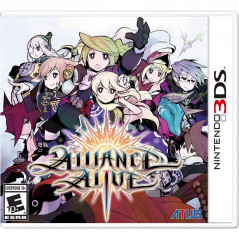 (précommande) THE ALLIANCE ALIVE 3DS ntsc-jpn