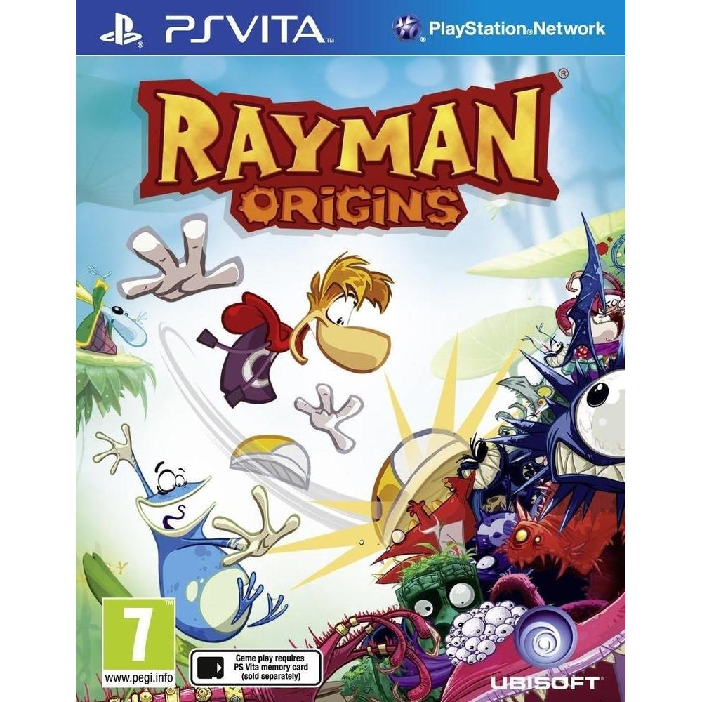 RAYMAN ORIGINS PSVITA UK OCCASION