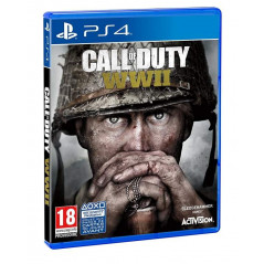 CALL OF DUTY WORLD WAR II PS4 EURO FR OCCASION