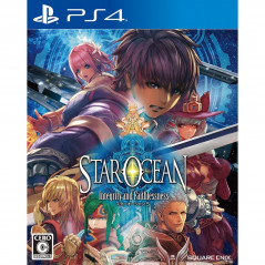 STAR OCEAN 5: INTEGRITY AND FAITHLESSNESS PS4 JP