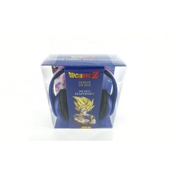CASQUE STEREO DRAGON BALL Z VEGETA EURO NEW