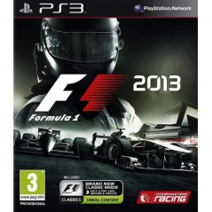 F1 2013 PS3 FR OCCASION