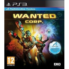 WANTED CORP PS3 FR OCCASION