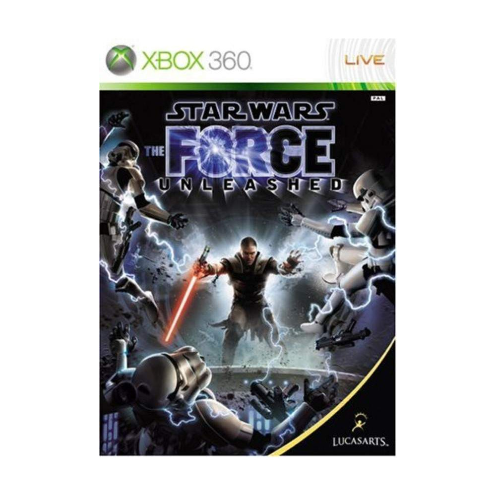 STAR WARS LE POUVOIR DE LA FORCE X360 PAL-FR OCCASION