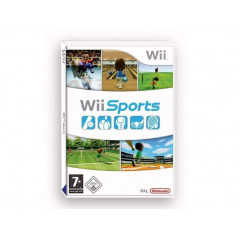 WII SPORTS WII PAL-FR OCCASION