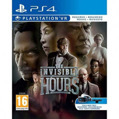THE INVISIBLE HOURS PS4 EURO FR NEW