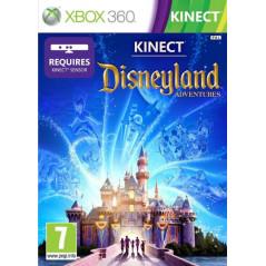 KINECT DISNEYLAND ADVENTURES XBOX 360 PAL-FR OCCASION