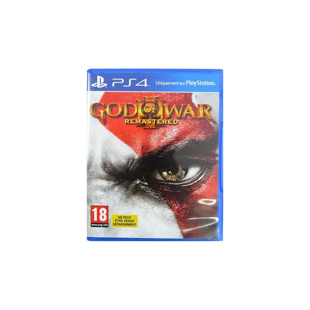 GOD OF WAR 3 BUNDLE COPY PS4 FR OCC