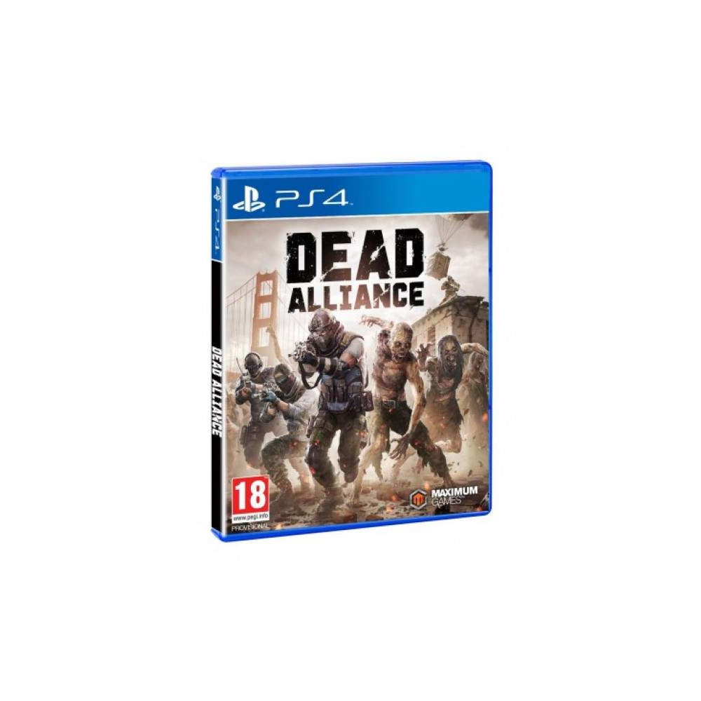 DEAD ALLIANCE PS4 FR OCCASION