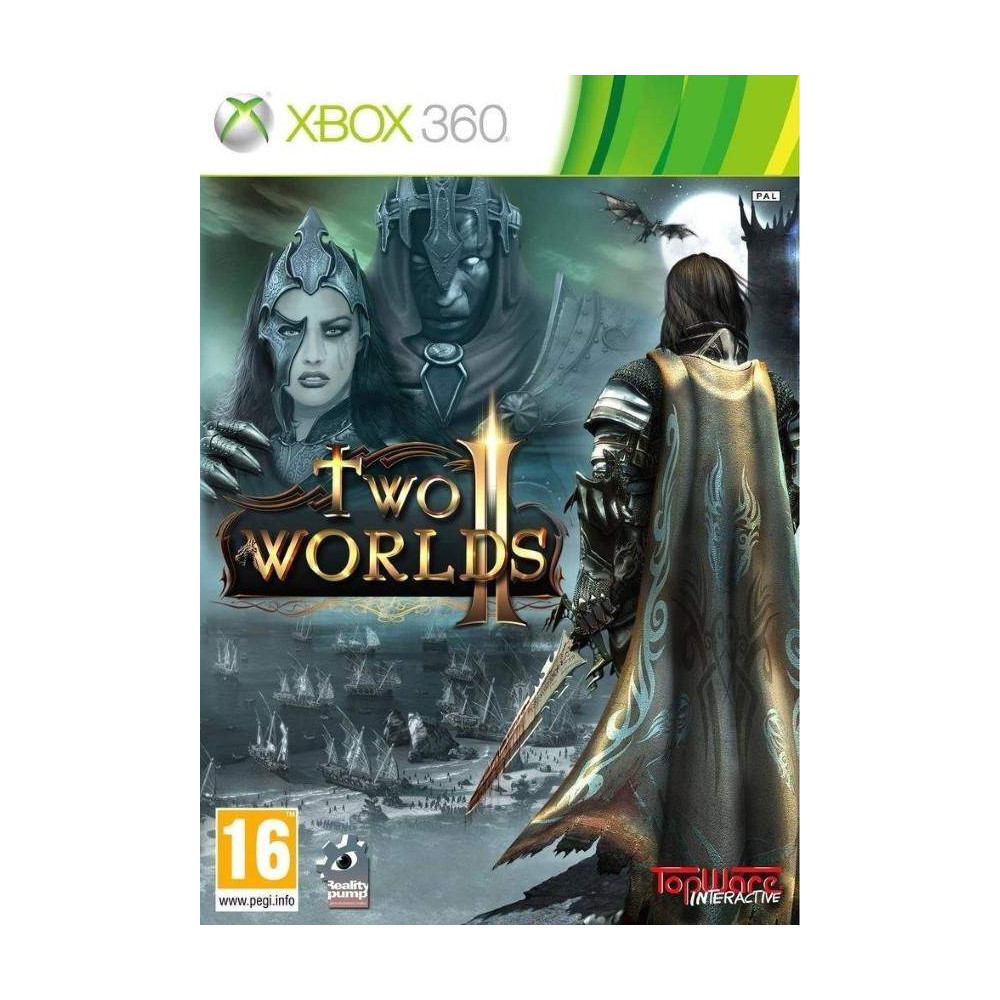 TWO WORLDS 2 XBOX 360 PAL-FR OCCASION